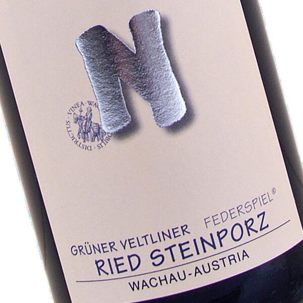 Steinporz Grüner Veltliner Federspiel 2018 (Weingut Nothnagl)