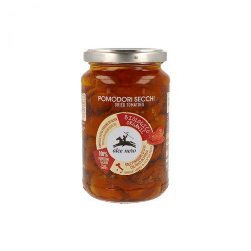 Sušená rajčata v olivovém oleji Alce Nero organic