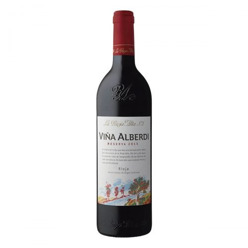 Vina Alberdi Reserva 2013 (La Rioja Alta)