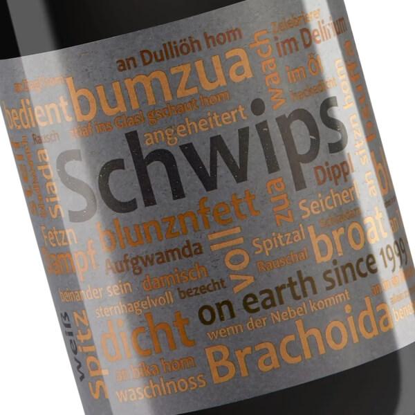 Schwips weiss 2018 (Bio Weingut Thomas Hareter)