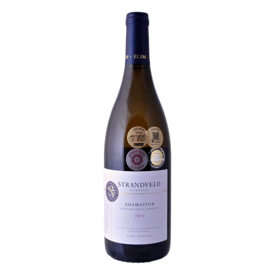 Adamastor Sauvignon Blanc Semillon 2015 (Strandveld)