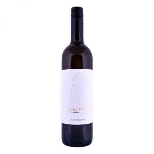 Chardonnay pozdní sběr suché 2018 (Vinařství Fojtík)