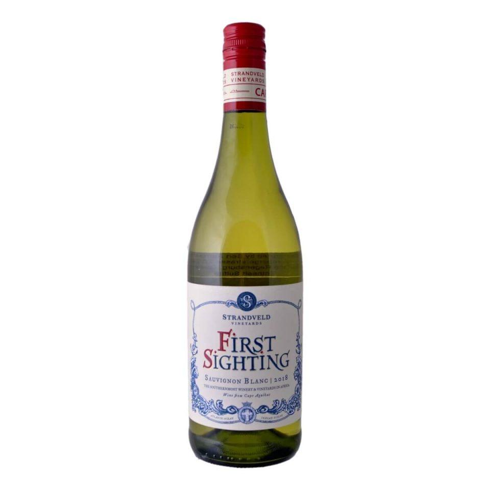 First Sighting Sauvignon Blanc 2018 (Strandveld)
