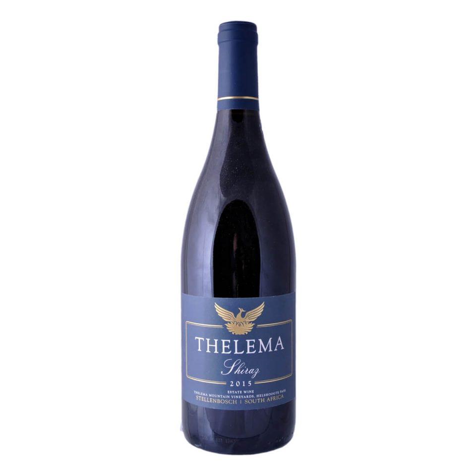 Shiraz 2015 (Thelema Mountain Vineyards)