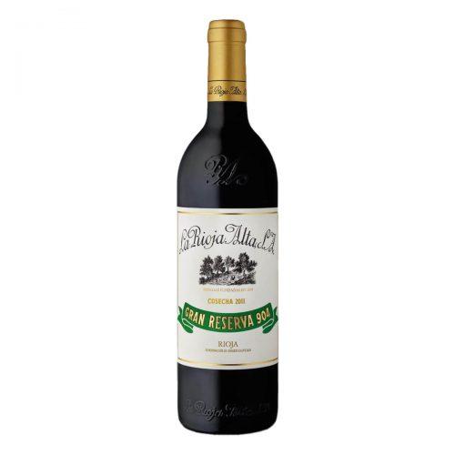 Gran Reserva 904 2011 (La Rioja Alta)