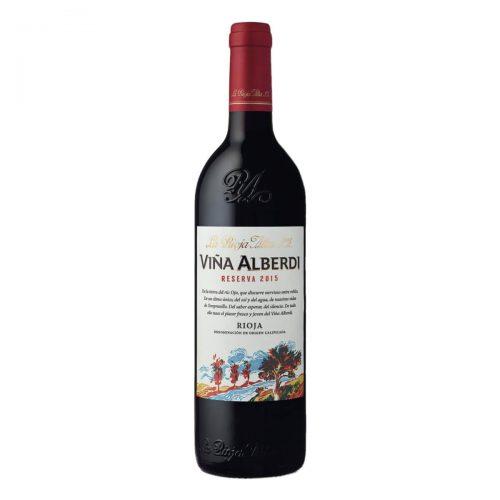 Viña Alberdi Reserva 2015 (La Rioja Alta)