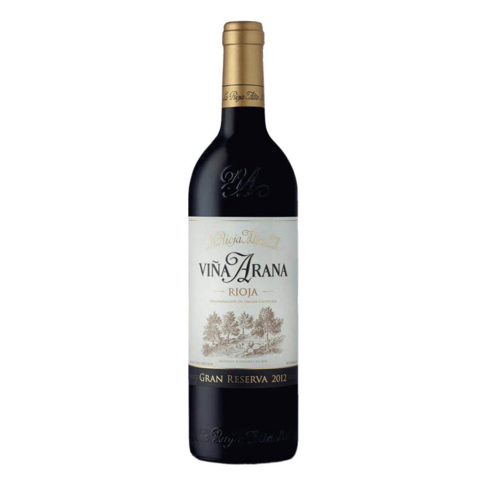 Viña Arana Gran Reserva 2012 (La Rioja Alta)