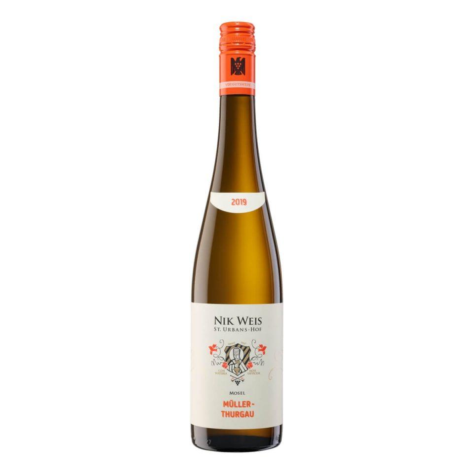 Müller Thurgau 2019 (Nik Weis St. Urbans-Hof)