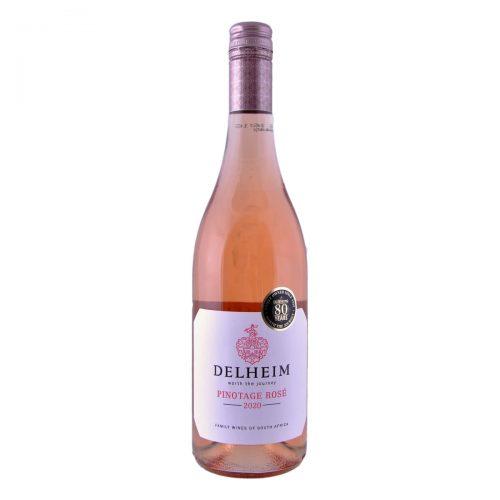 Pinotage Rosé 2020 (Delheim Wines)