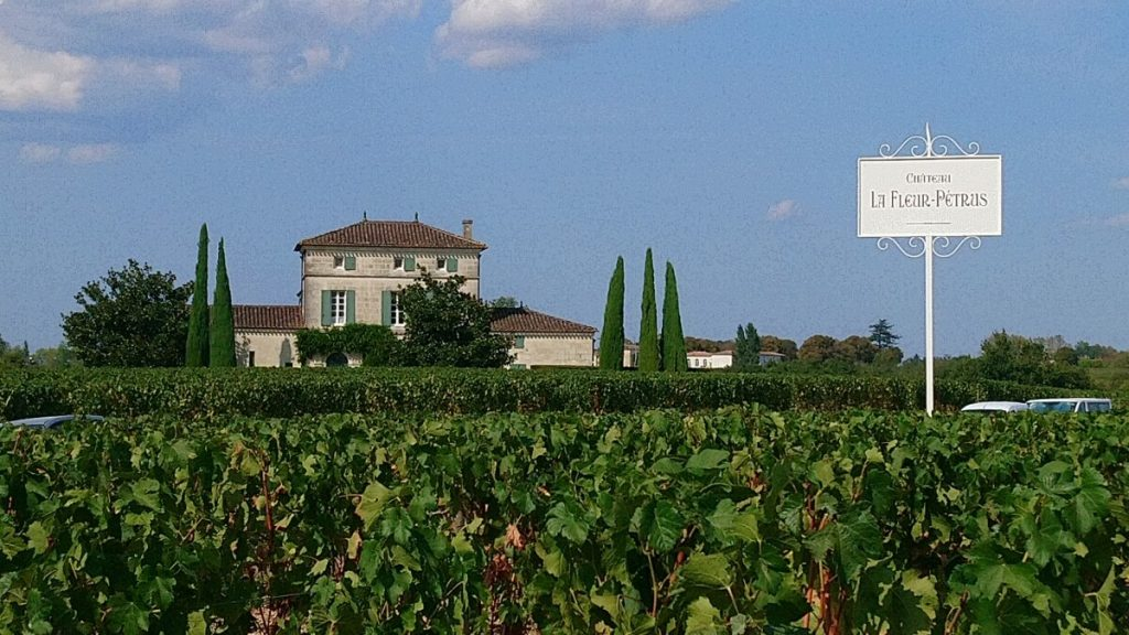 Vinařská oblast Bordeaux
