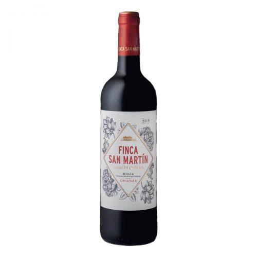 Finca San Martín Crianza 2018 (La Rioja Alta)