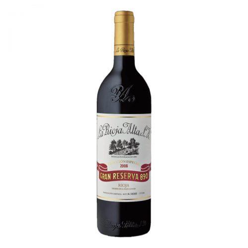 Gran Reserva 890 2005 (La Rioja Alta)